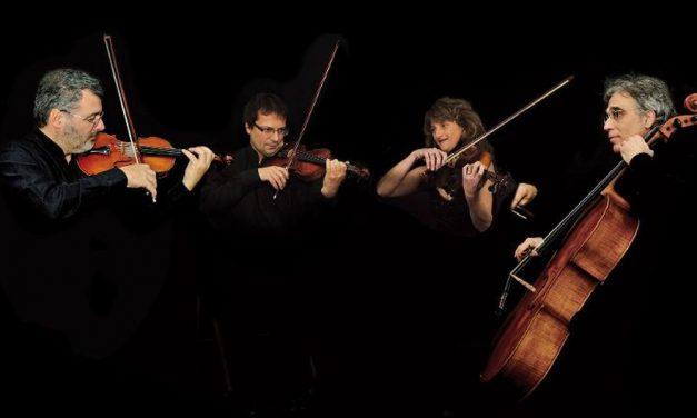 Grazie alla Fondazione, il Quartetto Fonè dai palchi d'Europa al Teatro Civico di Tortona per il Perosi Festival 2018