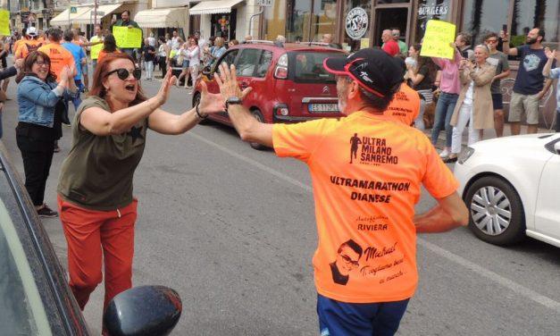 """Grande tripudio a Diano Marina per la Ultra Marathon con """"Il cuore di Martina"""" e in memoria di Michael Mistri. Le immagini"""