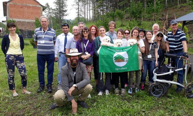Dodici australiani in visita a Sarezzano