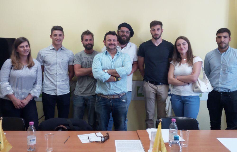 Sempre più giovani puntano sull'agricoltura e Davide Busca guiderà quelli di Coldiretti Liguria