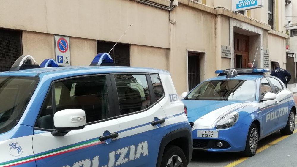 Ventimiglia. Attività della Polizia: 2 arresti, 14 indagati in stato di libertà, 14 stranieri sottoposti ad espulsione