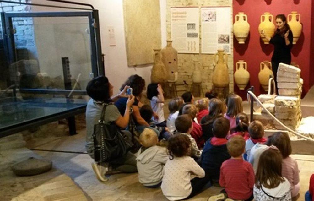 Giovedì pomeriggio i bambini si ritrovano al Museo di Diano Marina per ascoltare le fiabe