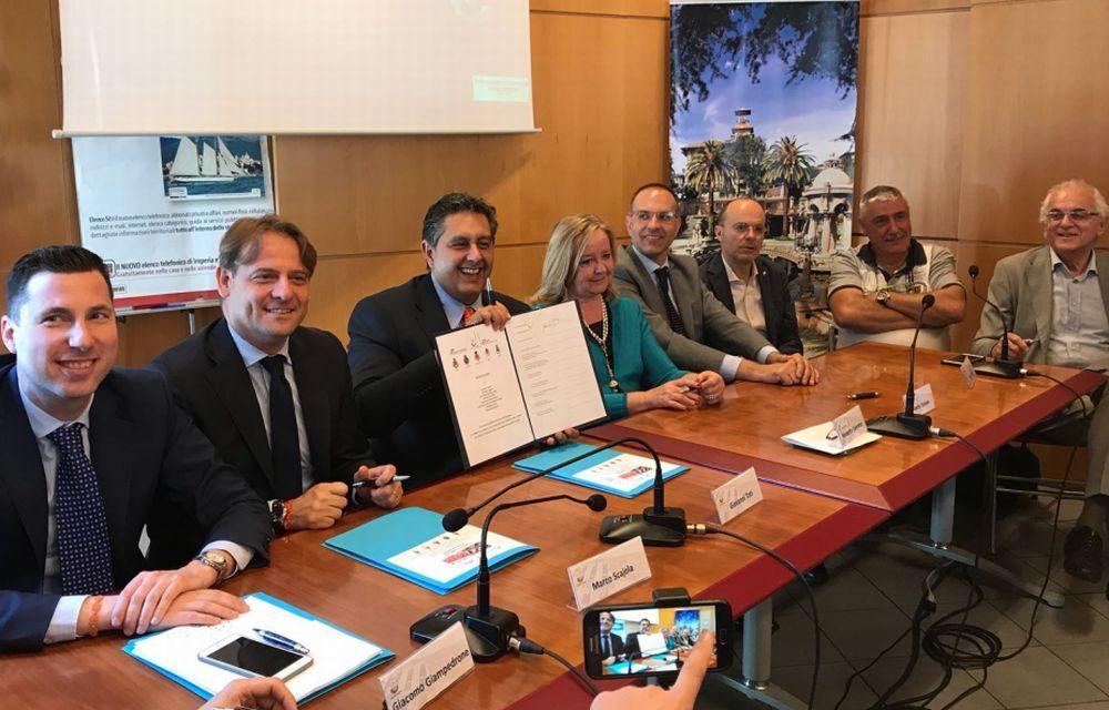 La Regione e le Ferrovie esaltano l' intesa quadro per la ciclabile da Ospedaletti ad Andora