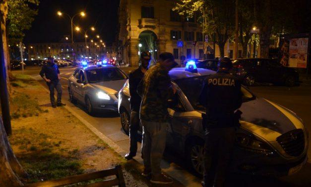 Controlli straordinari della Questura di Alessandria alle discoteche della zona: cinque nei guai