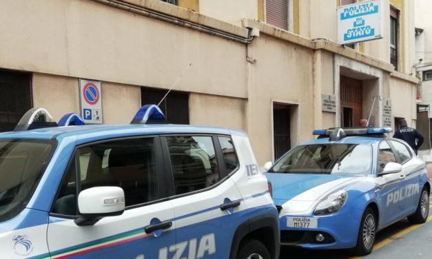 Ventimiglia. La Polizia di Stato arresta un italiano residente a Ventimiglia per detenzione ai fini di spaccio di due etti di hashish.