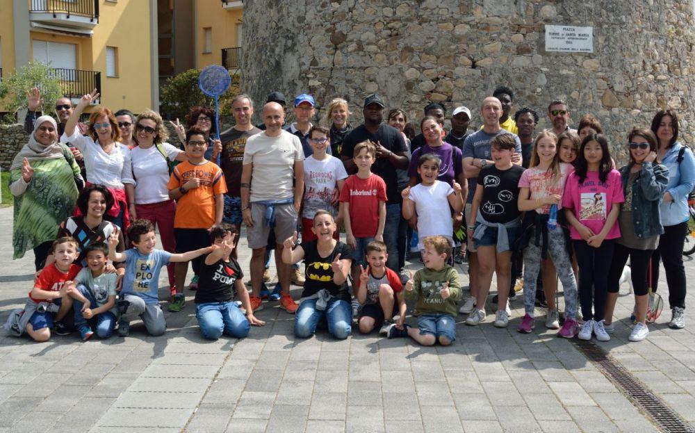 A San Bartolomeo 37 ragazzi più genitori per la pulizia delle spiagge libere