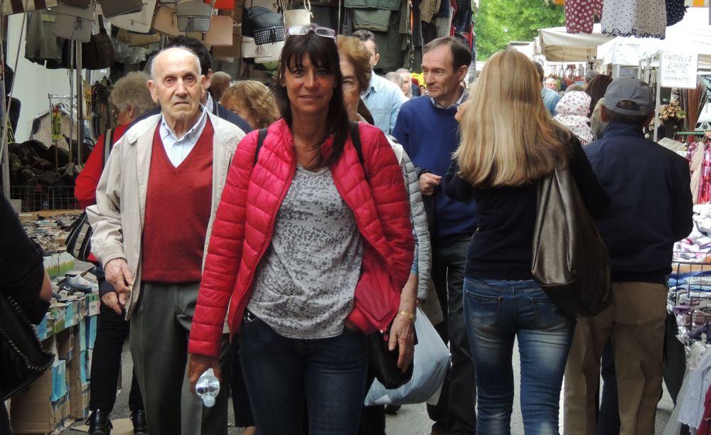 Tanta gente alla Festa Patronale di Santa Croce a Tortona e lunedì si replica. Le immagini