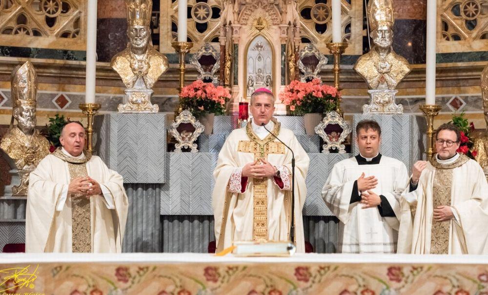 Il vescovo di Tortona ha celebrato 25 anni di sacerdozio