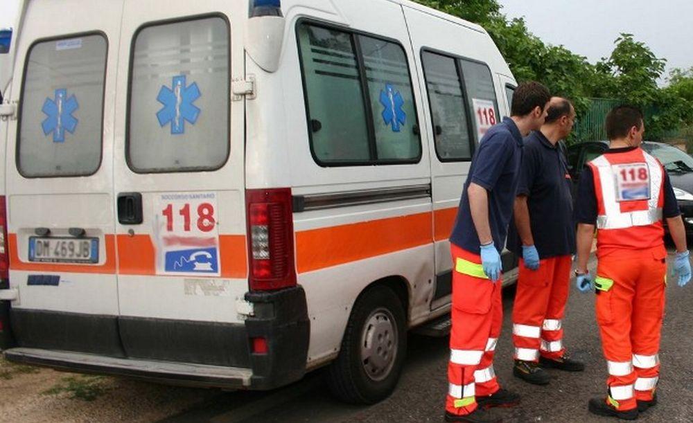 Sanremo, un uomo cade dalla finestra della sua abitazione, è grave