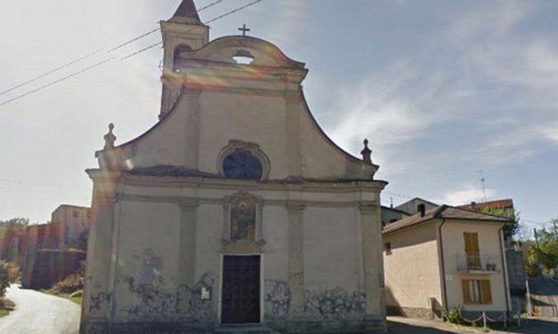 Al via il progetto per i restauri della Chiesa parrocchiale di Sarizzola