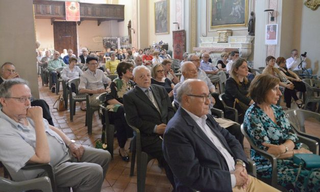Tanta gente al convegno sugli scavi archeologici a Pontecurone