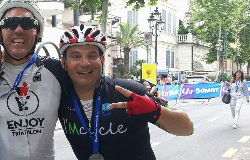 Diano Marina, sacrificano il loro tempo libero per partecipare alla Milano-Sanremo e ci riescono con grande successo