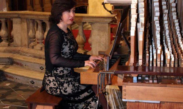 Martedì 26 giugno a San Sebastiano si monta l'organo costruito dal Maestro Questa per il concerto di Maria Grazia Amoruso