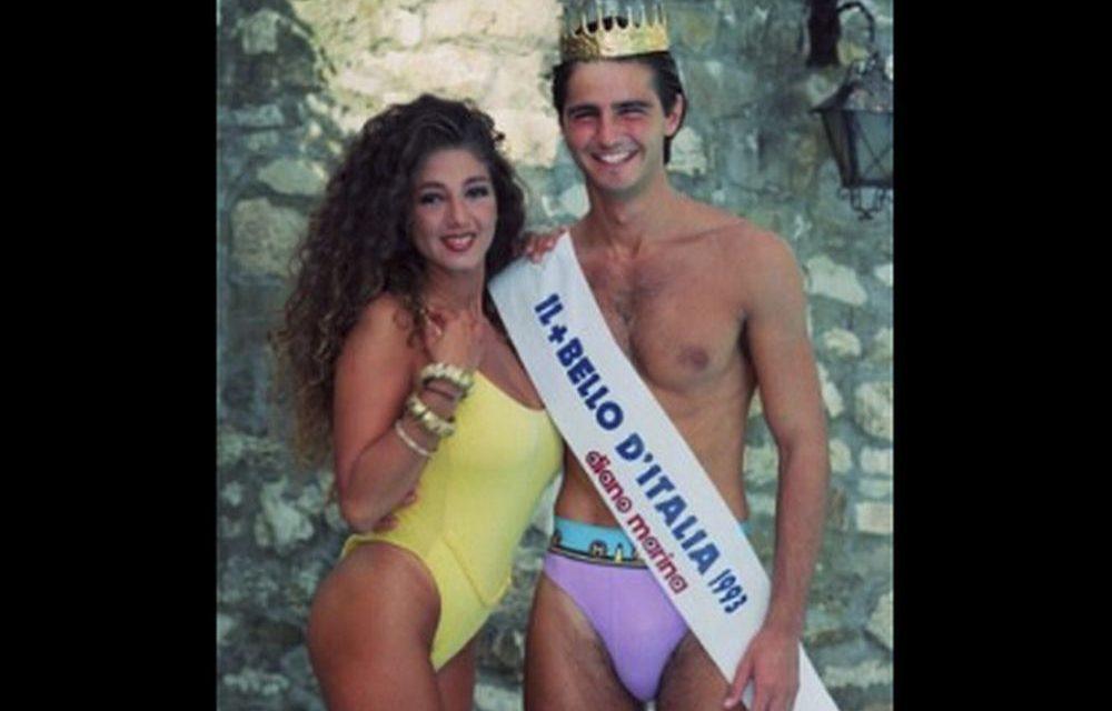 … quando a Diano Marina si facevano i concorsi di bellezza del più bello d'Italia