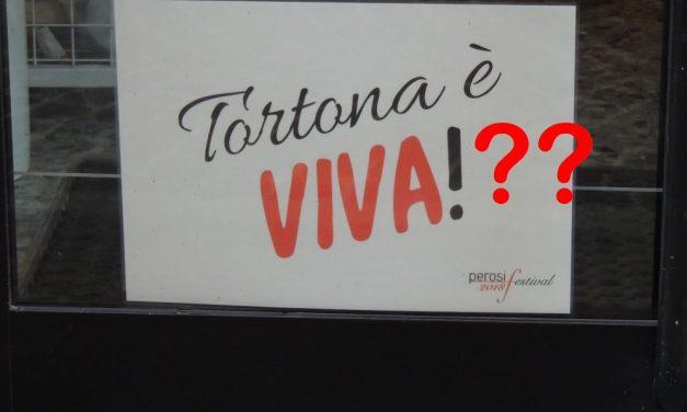 La recente vicenda di Coppi in Tv apre un interrogativo: ma Tortona è davvero viva?
