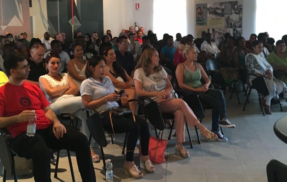 Tortona, a diversi stranieri consegnati i diplomi dei corsi di lingua italiana