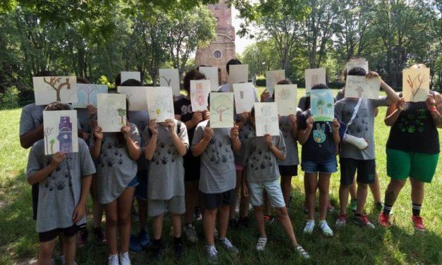I ragazzi dei centri estivi imparano l'arte pittorica grazie alla Pinacoteca della Fondazione Cassa di Risparmio di Tortona