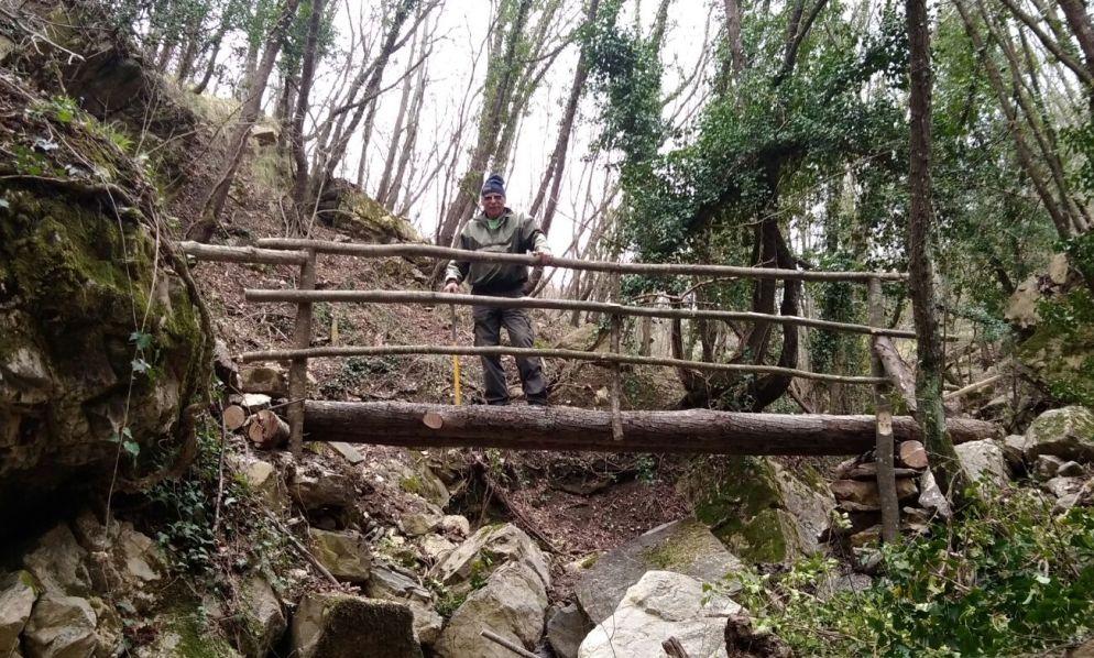 Il 22 Luglio Passeggiata nella natura a Pontedassio e inaugurazione del ponte sul rio Olivastri con Festa della famiglia