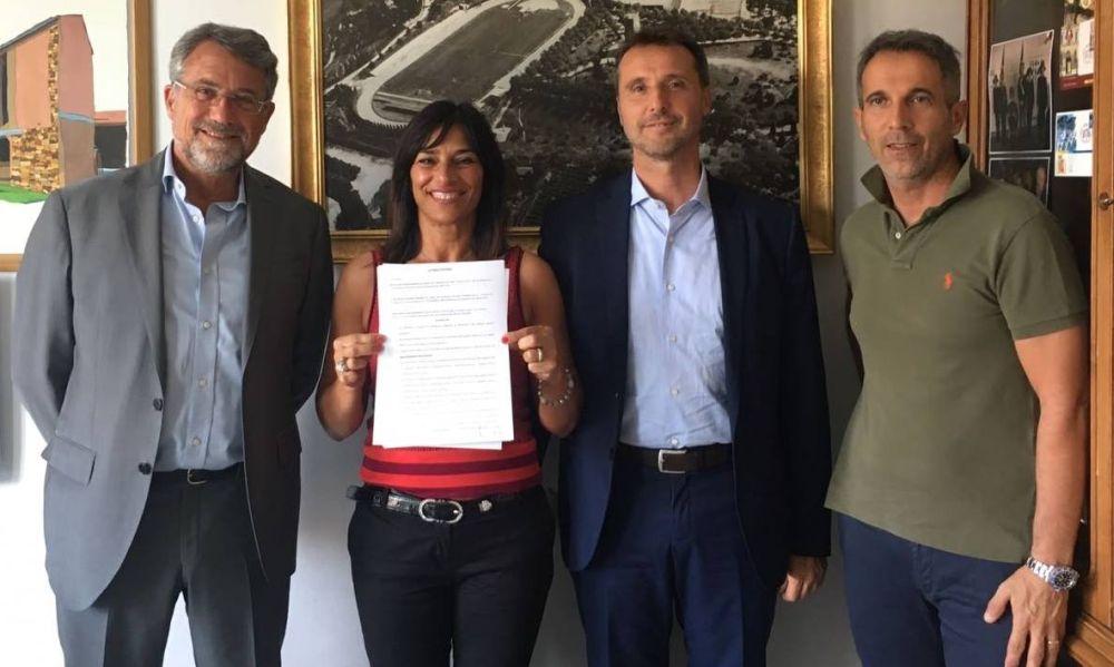 Tutte tre le società Derthona firmano un accordo col Comune di Tortona per valorizzare i giovani