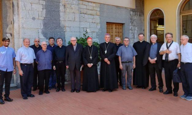 Festeggiato l'80esimo compleanno di Mons. Canessa, vescovo emerito di Tortona