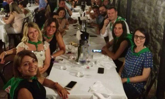 In Val Curone i coscritti hanno festeggiato i loro 40 anni