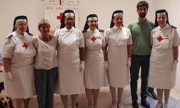 Due nuove infermiere volontarie alla Croce Rossa di Voghera