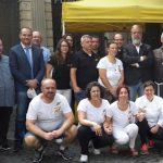 Le immagini della festa del grano a Tortona