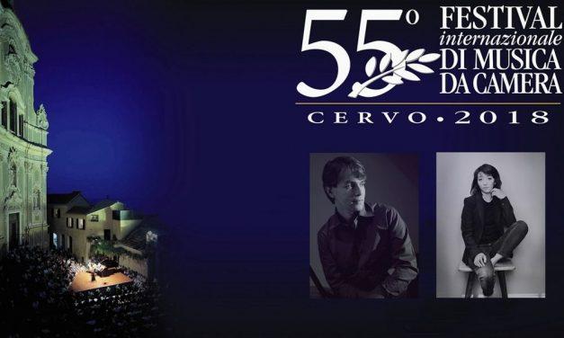 A Cervo venerdì e sabato doppio appuntamento col festival Internazionale di Musica da Camera