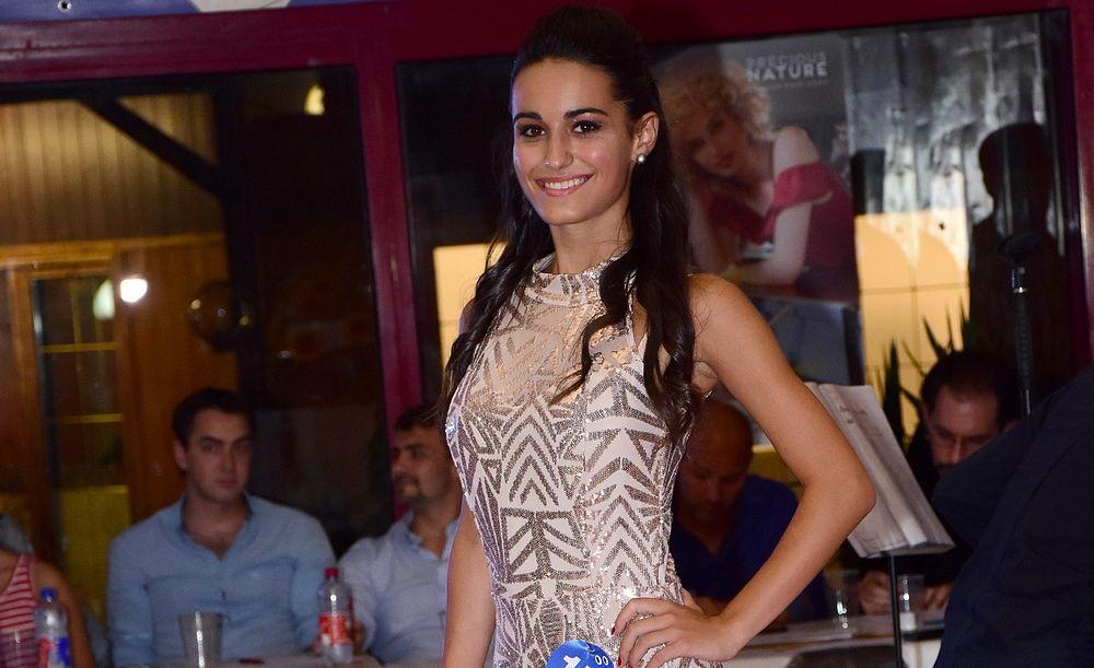 Taggia, Ilaria Salerno diventa presentatrice al concorso di bellezza Miss Gran Prix