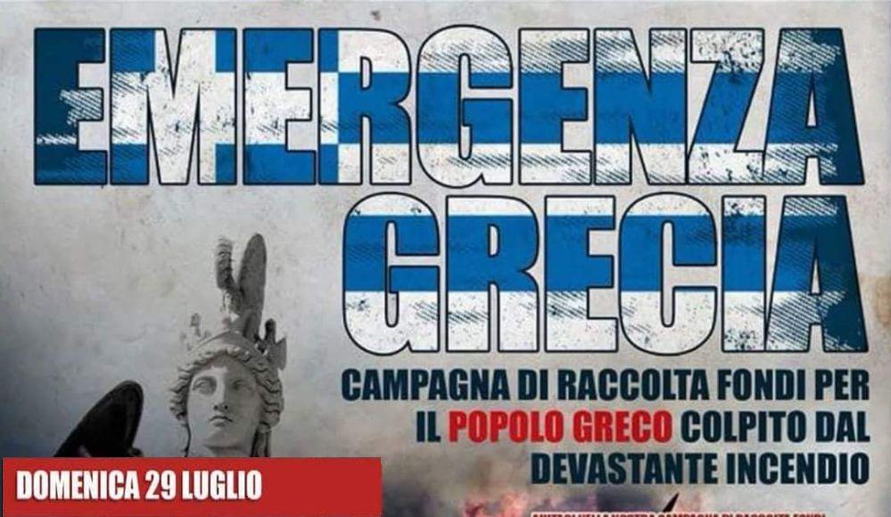 Azione Tortona si mobilita contro l'emergenza Grecia e domenica raccoglie fondi