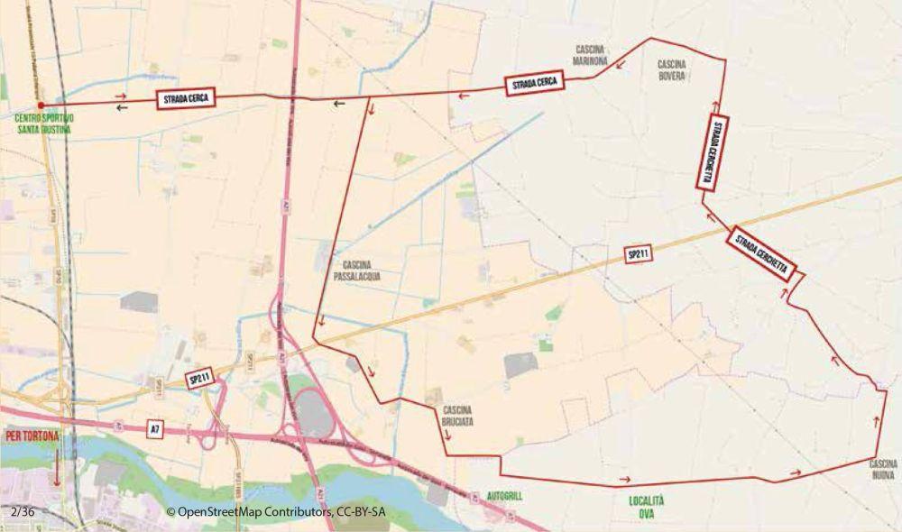 A Tortona, domenica parte una bella pedalata in Valle Scrivia aperta a grandi e piccini. I dettagli