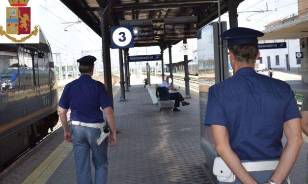 Ad Alessandria gli agenti della Polfer rintracciano una ragazzina di 14 anni che era scappata di casa