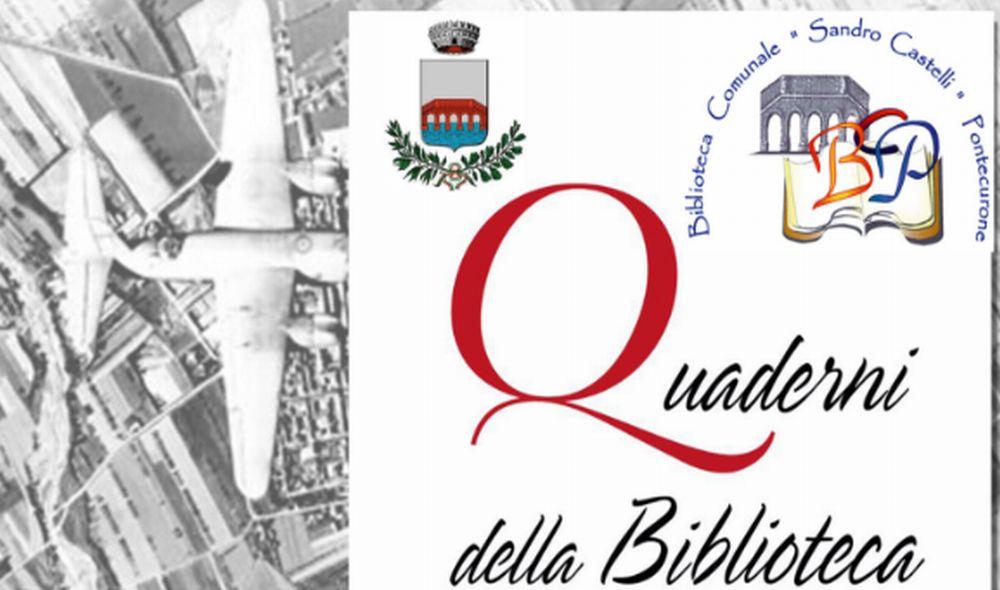 Due eventi culturali per la Festa Patronale di Pontecurone, in programma da venerdì