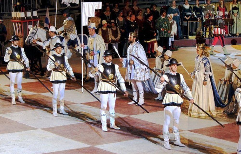 Sagra dello gnocco, della gnocca  e Scacchi in Costume a Castelnuovo Bormida