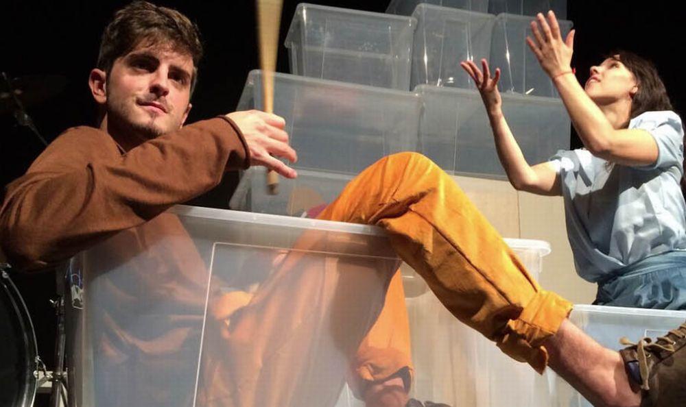 Venerdì ad Alessandria c'è lo spettacolo 'Circo Emozioni' del Teatro Prova di Bergamo.
