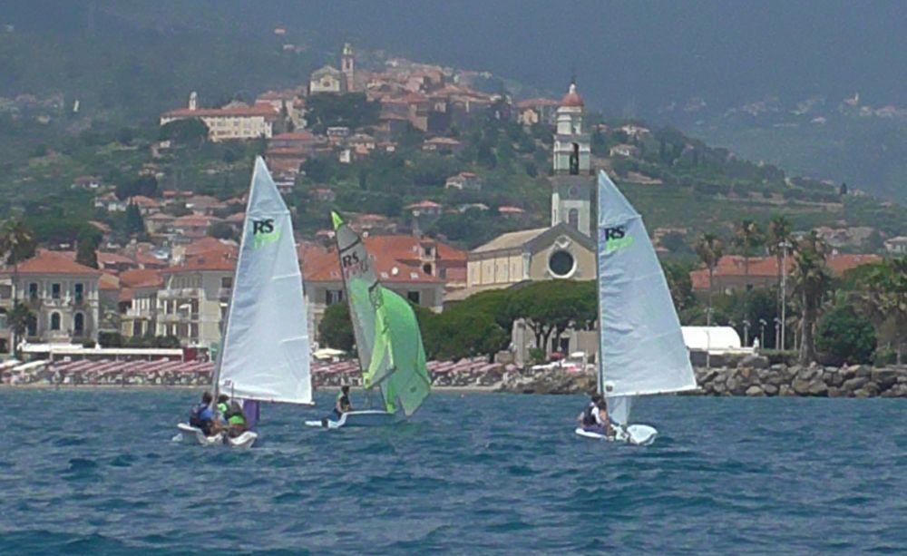 A Diano Marina oltre 30 equipaggi provenienti da 9 diversi circoli per il raduno di vela