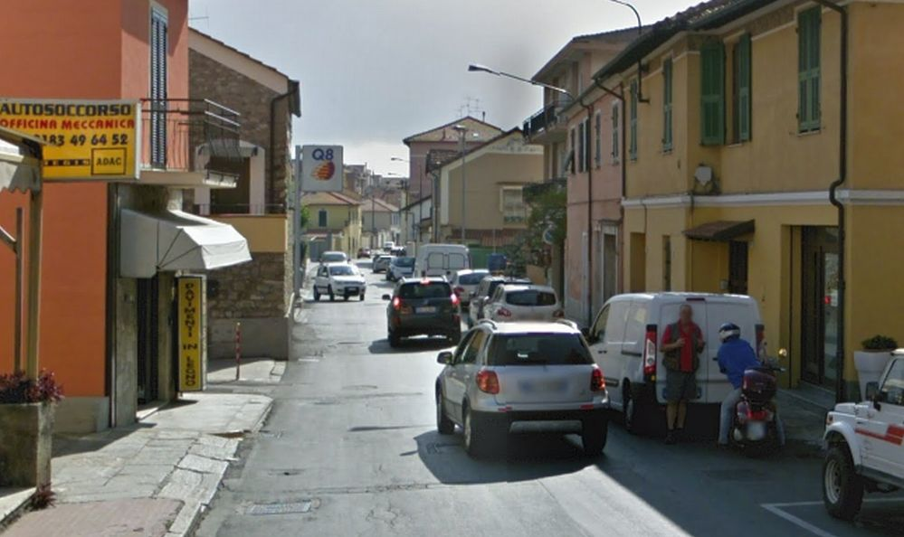 Il Comune di Diano Marina decide di asfaltare via Cesare Battisti e stanzia 133 mila euro