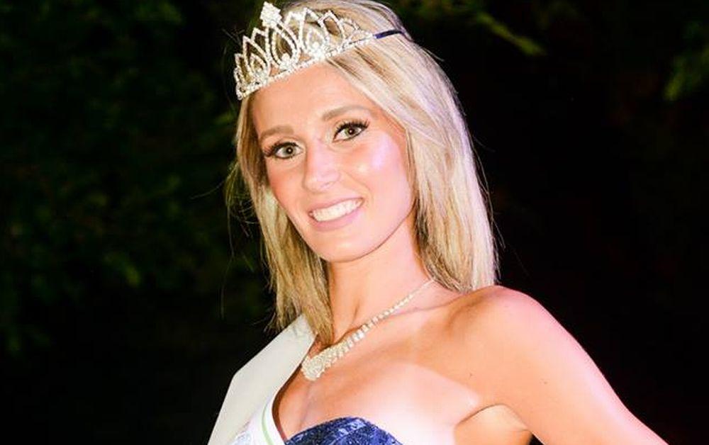 Benedetta Ruffato è la nuova Miss Alessandria 2018