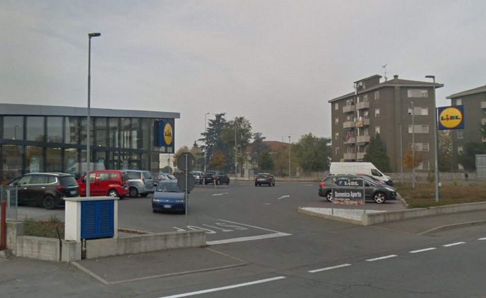 Tre italiani tentano il furto da Lidl, presi dai Carabinieri di Tortona grazie alle telecamere del Comune