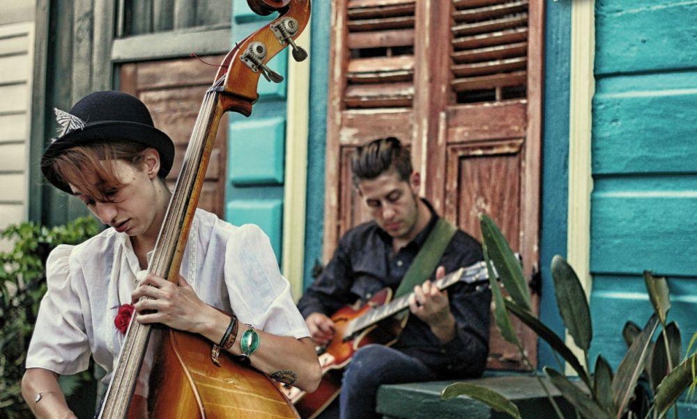Lunedì a Gavazzana un concerto di musica blues con il Lovesik duo