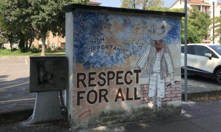 Tortona sta diventando la città dei murales sociali: belli e pieni di messaggi