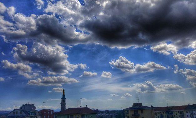 C'è Oggi Tortona: la Madonna scaccia via le nubi nere e protegge la città