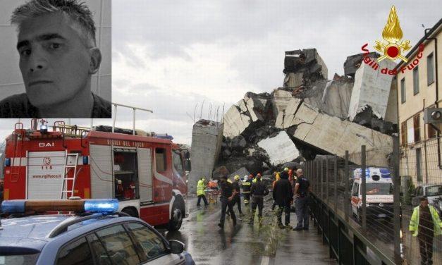Un cinquantenne di Arquata Scrivia le vittime di Genova. La moglie, invece, figura fra i dispersi