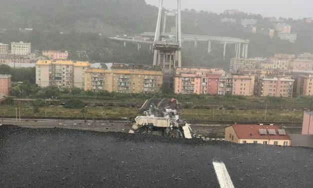 """Una tortonese racconta il dramma di Genova: """"Sono passata su quel ponte prima del crollo, era tutto normale"""""""