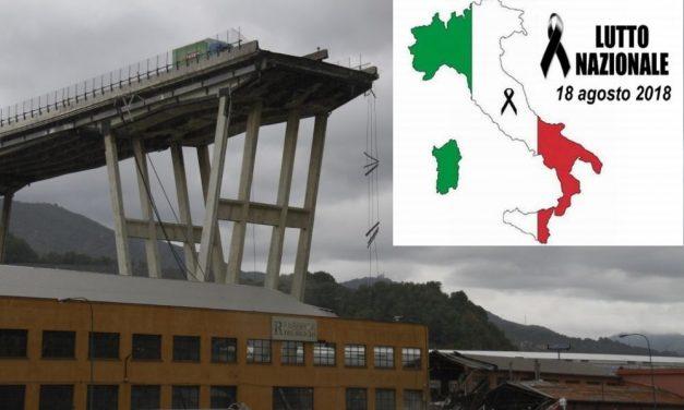 In segno di solidarietà con i morti di Genova non pubblichiamo la rubrica degli appuntamenti del week end