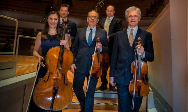 """Lunedì a Cervo va in scena """"Die forelle"""" con i solisti dei Berliner philarmoniker"""