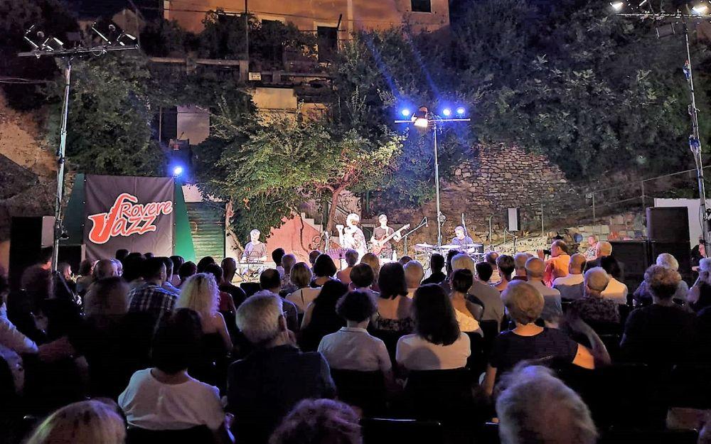 Rovere Jazz a San Bartolomeo, ieri sera Paola Folli  stasera Marco Scipione e i Timeline
