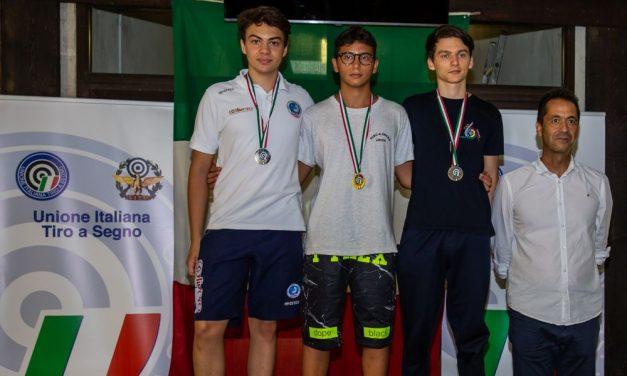 Grandi successi per i novesi ai Campionati Italiani di Tiro a Segno