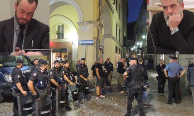 La voce fuori dal coro: Bardone e Bianchi hanno dimostrato che Tortona non è disposta a farsi imbrattare da forme di fanatismo che portano a questo