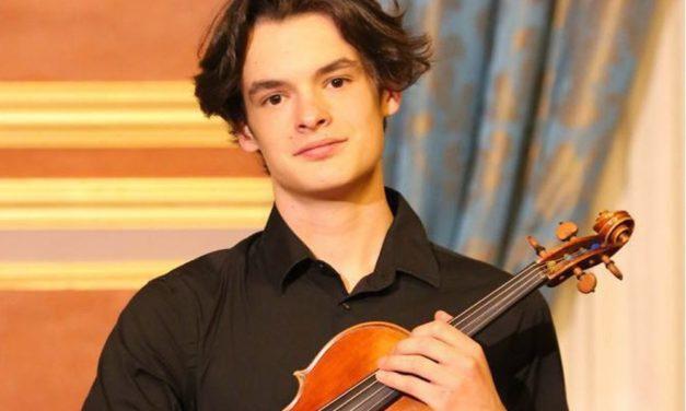 Sabato a Cervo un bel concerto di musica classica gratuito con Indro Borreani allevo di Uto Ughi